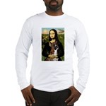 Mona & Boxer Long Sleeve T-Shirt