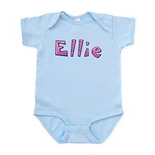 Ellie Pink Giraffe Body Suit