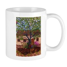 Girdners Tree Car Coffee Mugs