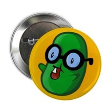 Mister Pickle 2.25 Inch Pin