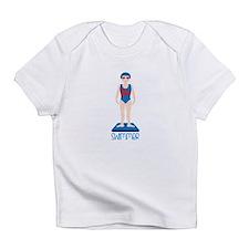 Swimmer Infant T-Shirt