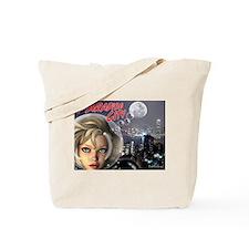 Bubblehead Paradise City Tote Bag