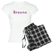 Breana Pink Giraffe Pajamas