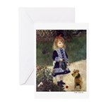 Welsh Terrier Greeting Cards (Pk of 10)