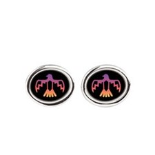 Sunset Thunderbird Cufflinks