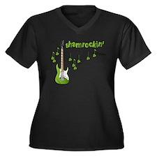 Shamrockin2 Plus Size T-Shirt