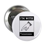 "With the Schapendoes 2.25"" Button (10 pack)"