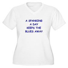 SPANKING Plus Size T-Shirt