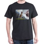 Creation...& Brindle Dark T-Shirt