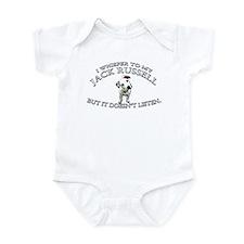 JACK RUSSELL DOG WHISPERER Infant Bodysuit