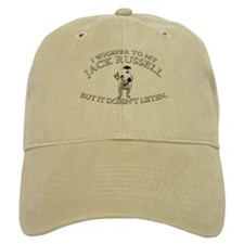 JACK RUSSELL DOG WHISPERER Baseball Cap