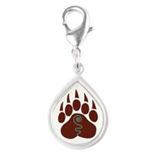 Native American Bear Claw Charms