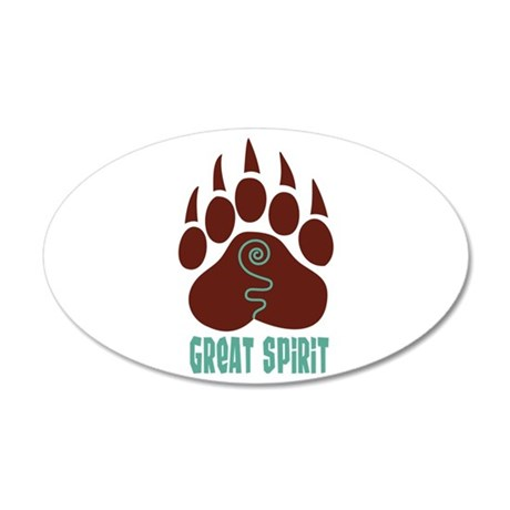 GREAT SPIRIT Wall Decal