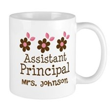 Personalized Assistant Principal Mugs
