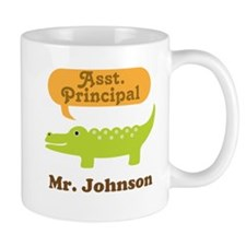 Assistant Principal Personalized Mugs