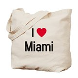 Unique I love florida Tote Bag