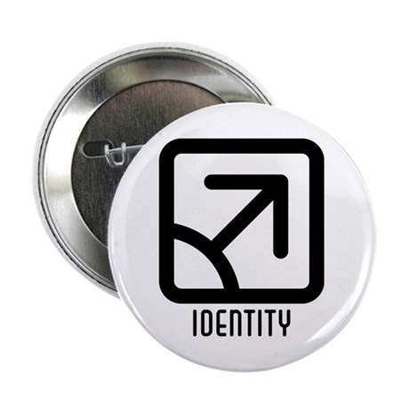 Identity : Male 2.25&quot; Button (100 pack)
