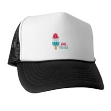 Just Chill Trucker Hat