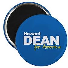 Cute Howard dean Magnet