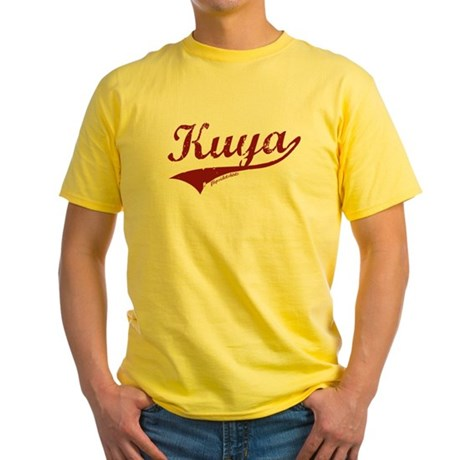 Kuya Yellow T-Shirt