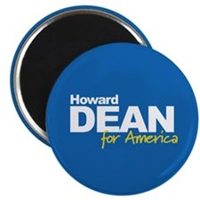 HOWARD DEAN FOR AMERICA Magnet