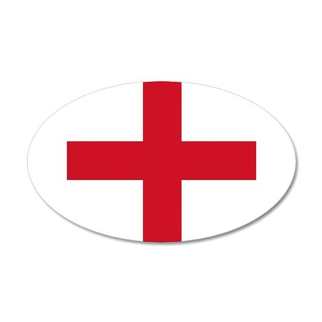 Flag of England - St George Wall Sticker