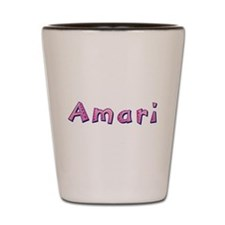 Amari Pink Giraffe Shot Glass