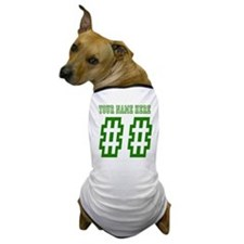 Custom Game Day Dog T-Shirt