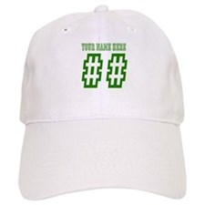 Custom Game Day Baseball Baseball Cap