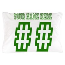 Custom Game Day Pillow Case