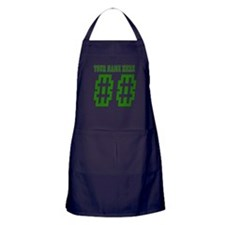 Custom Game Day Apron (dark)