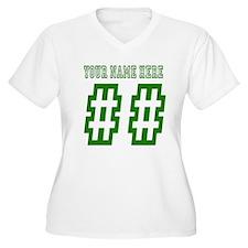 Custom Game Day Plus Size T-Shirt