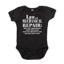 Law of Mechanical Repair: Baby Bodysuit