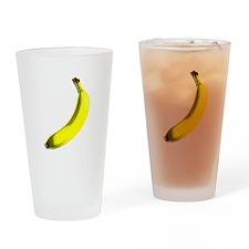 banana Drinking Glass