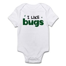 I Like Bugs Infant Bodysuit