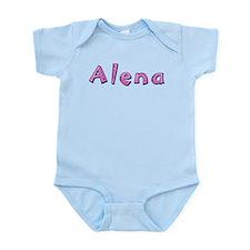 Alena Pink Giraffe Body Suit