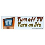Turn off TV (Bumper)