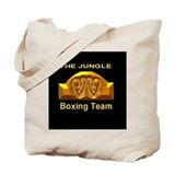 The Jungle Boxing Team Tote Bag