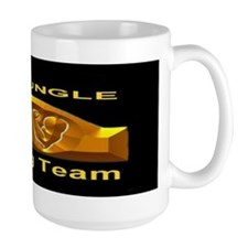 Unique Golden gloves boxing Mug