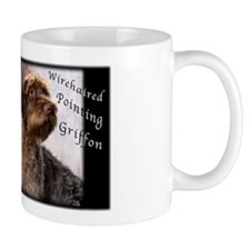 Wirehaired Pointing Griffon Mug