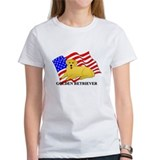 Golden Retriever USA Tee