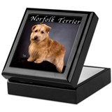 Norfolk Terrier Keepsake Box