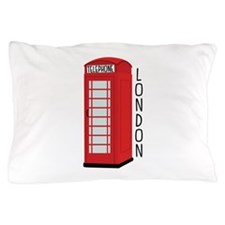 Telephone London Pillow Case
