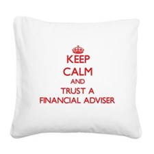 Keep Calm and Trust a Financial Adviser Square Can