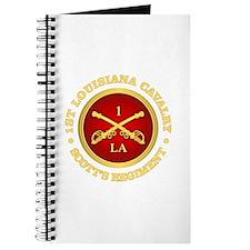 1st Louisiana Cavalry Journal