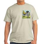 Lemon Blue OE Pair Light T-Shirt