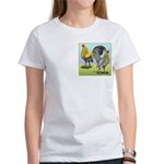 Lemon Blue OE Pair Women's T-Shirt