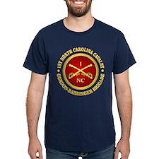 1st North Carolina Cavalry T-Shirt