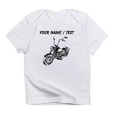 Custom Vintage Motorcycle Infant T-Shirt