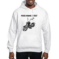 Custom Vintage Motorcycle Hoodie